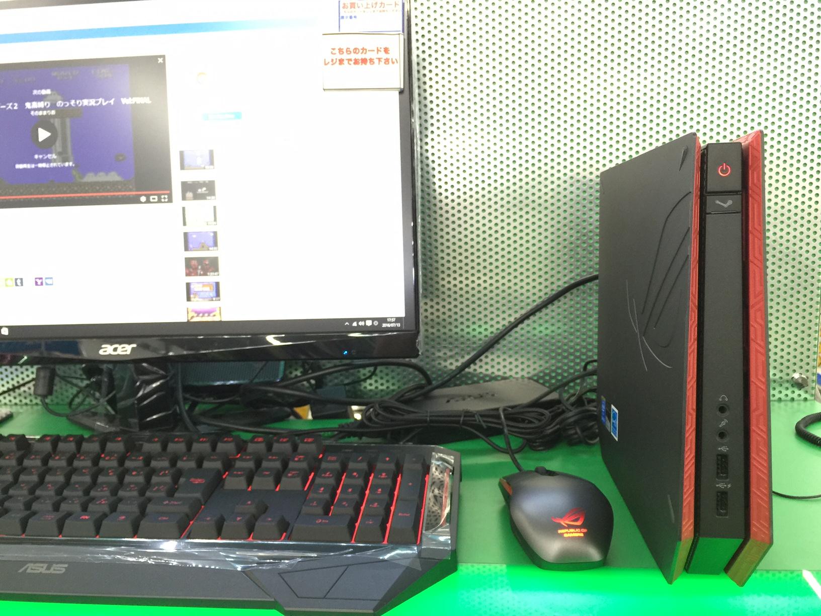 ゲーミング パソコン